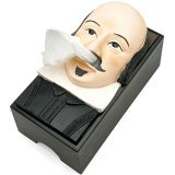 Tissue Cover Shakespeare
