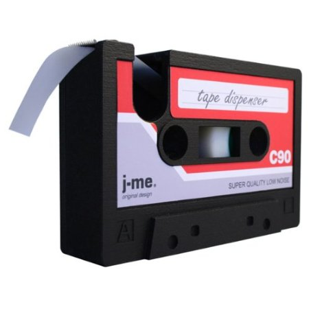Scotch Tape Cassette Tape Dispenser