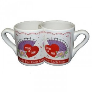 Couples Mug Cup Set I Love You