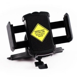 Mountek nGroove Universal CD Slot Mount (Black)