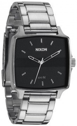 Nixon The Cruiser - Men's ( Black )