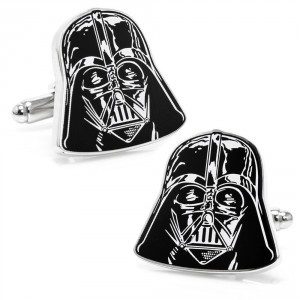 Star Wars Darth Vader Cufflinks Cuff Links