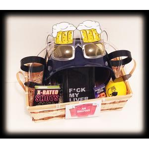 AA Dropout Funny Gift Baskets