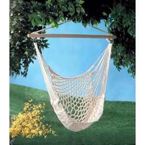 Cotton Rope Hammock Cradle Chair