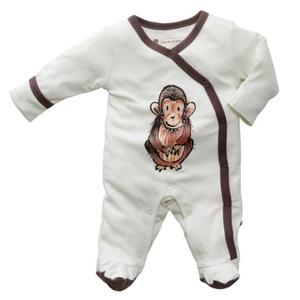 Janey Baby Organic Footie