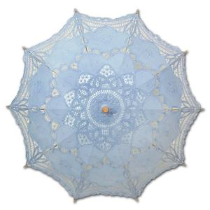 Pretty parasol for bridal shower gift