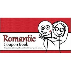 Romantic coupon book for her birthday present