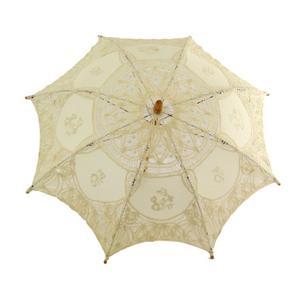 Romantic parasol for bridal shower party