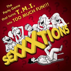 SEXXXtions - The Hilarious NEW Adult Party Game