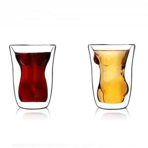 Sexy Lady Shape Vodka Wine Cocktail Beer Shot Glass Drinking Ware Cup
