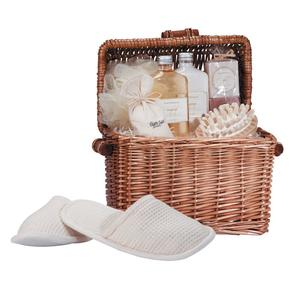 Spa gift basket for birthday gift