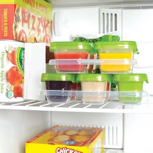 Tot Baby Blocks Freezer Storage Containers