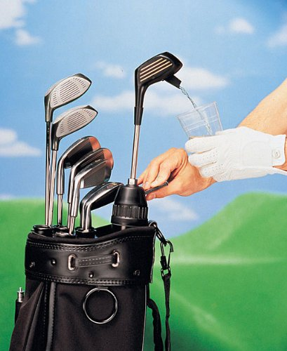 Golf driver water dispenser makes awesome gift for sporty hubby