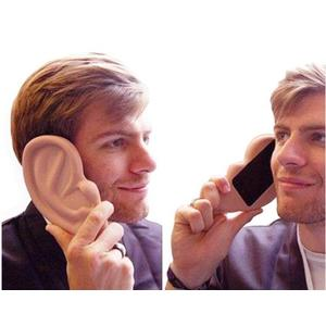 Ridiculous looking soft skin gel silicone iphone case