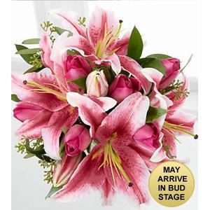 8 Stems valentine bouquet