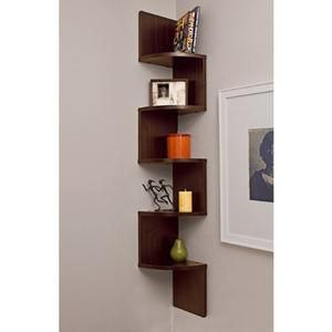 Corner Wall Shelf perfect for new home