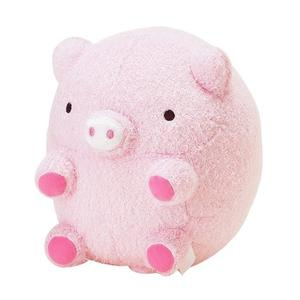 Cute pink lifesize pig - Nakajima Signature Buta