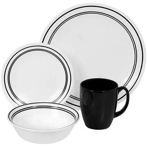 Elegant dinnerware set for housewarming gift idea
