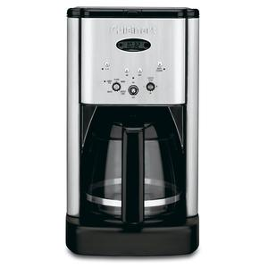 Housewarming gift idea with cuisinart coffee maker