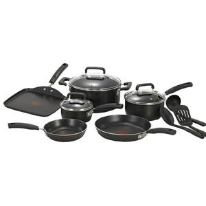 Nonstick 12-Piece Cookware Set make good housewarming present