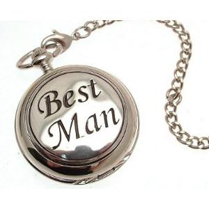 Classic best man gift idea