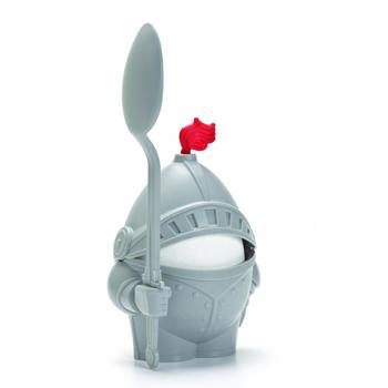 Funny boiled egg holder for white elephant gifts