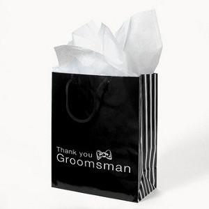 Practical groomsmen gift idea