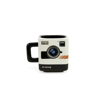Retro Camera Mug: #1 Pick for Retro White Elephant Gifts