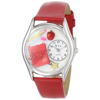 Whimsical watch as teacher appreciation gift