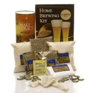 Beer making kit for Dad Christmas Present