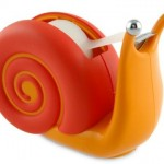 Pokey Snail Tape Dispenser