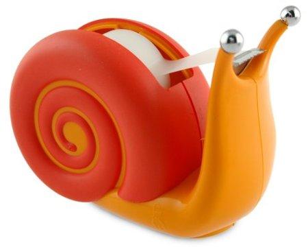 Pokey Snail Tape Dispenser
