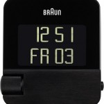 Braun BN0106BKBTG Prestige Digital Watch