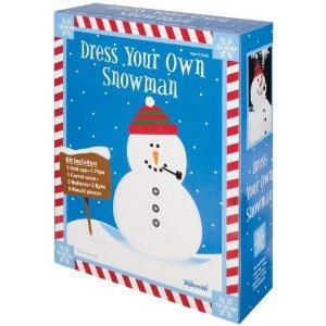 Superb Christmas gifts for kids - Snowman kits