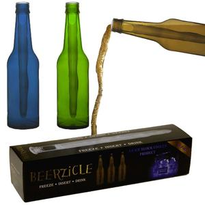 Popular last minute white elephant gift idea - beer chiller