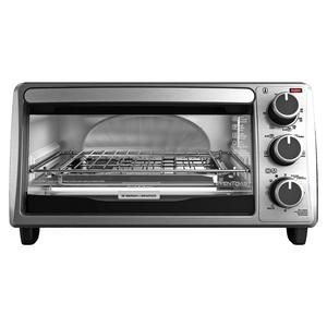 Picture of toast oven as gift for new homeowners